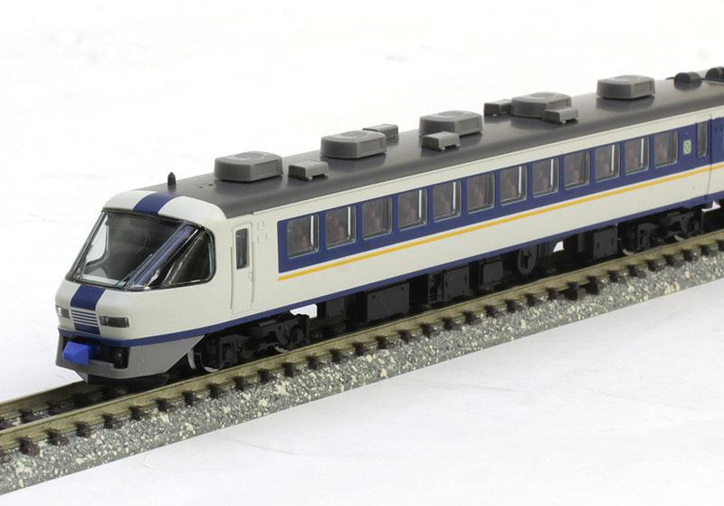 【良好品】 485系特急電車(しらさぎ・新塗装)セットA (7両)【TOMIX Nゲージ・98650】「鉄道模型 Nゲージ トミックス」, アサクラマチ:5e06433d --- canoncity.azurewebsites.net