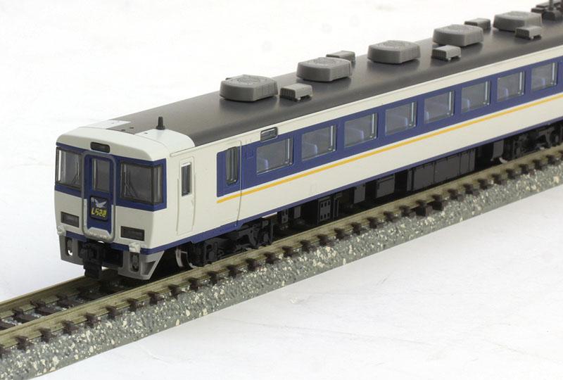 485系特急電車(しらさぎ・新塗装)セットC (3両)【TOMIX・98652】「鉄道模型 Nゲージ トミックス」