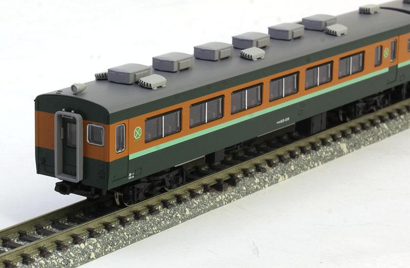 165系急行「佐渡」 7両増結セット 【KATO・10-1489】「鉄道模型 Nゲージ カトー」