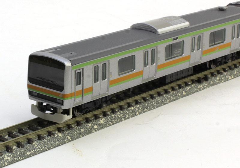 E231 3000系通勤電車(川越・八高線)セット (4両)【TOMIX・98301】「鉄道模型 Nゲージ トミックス」