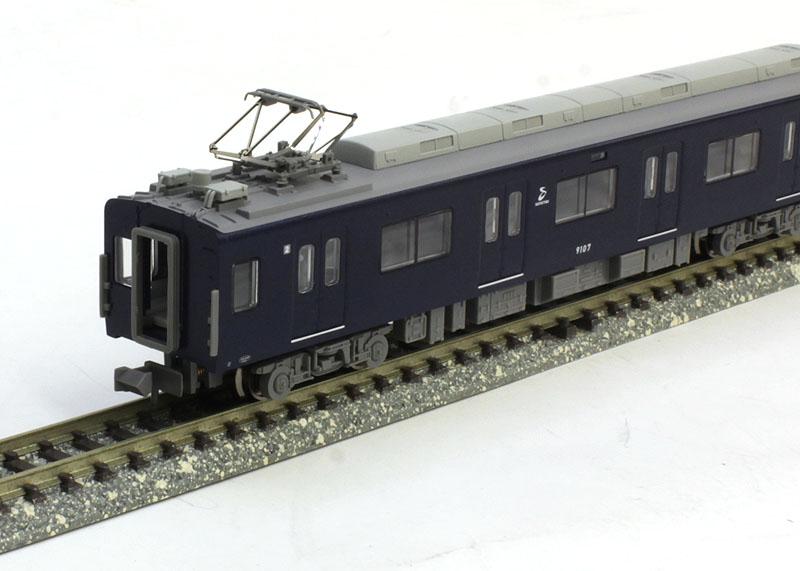 相鉄9000系 リニューアル 菱形パンタ 増結4両セット【マイクロエース・A6249】「鉄道模型 Nゲージ」