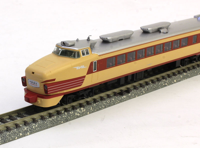 限定 485系特急電車(やまばと・あいづ)セット (9両) 【TOMIX・98993】「鉄道模型 Nゲージ トミックス」