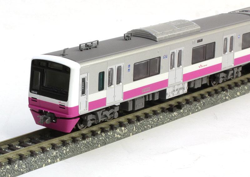 新京成N800形 新塗装 6両セット【マイクロエース・A7334】「鉄道模型 Nゲージ」