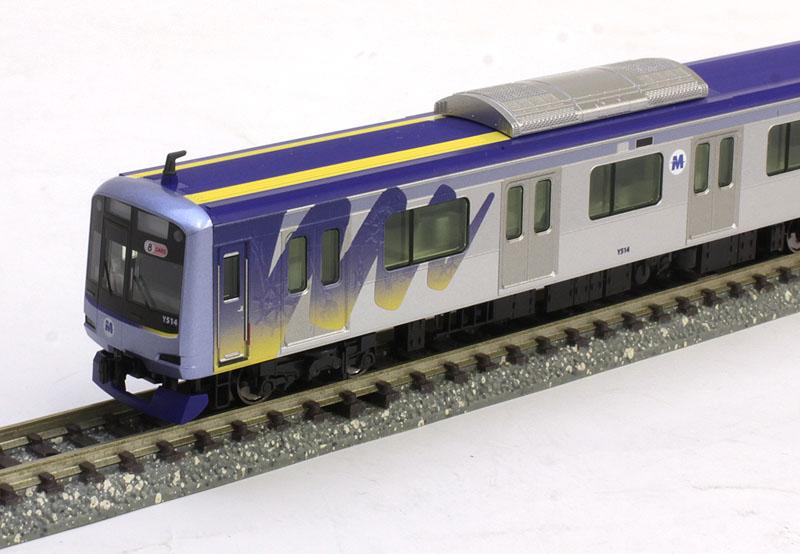 横浜高速鉄道Y500系 8両セット【KATO・10-1459】「鉄道模型 Nゲージ カトー」
