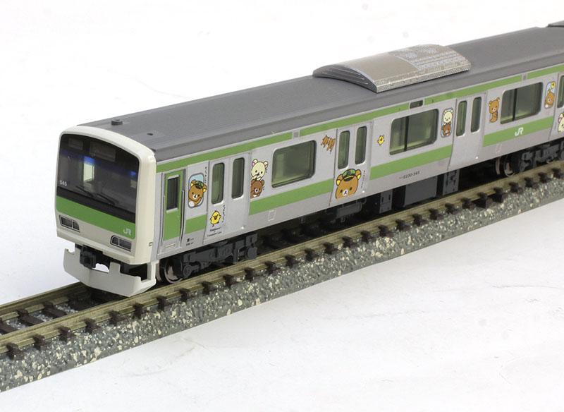 E231系500番台 「リラックマごゆるり号」 11両セット【KATO・10-1533】「鉄道模型 Nゲージ カトー」
