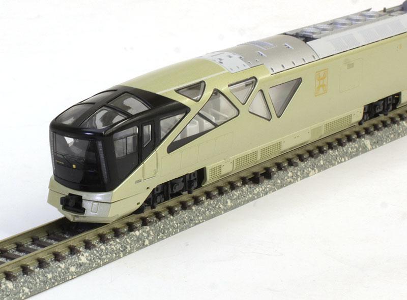 E001形 TRAIN SUITE 四季島 基本セット (5両)【TOMIX・98307】「鉄道模型 Nゲージ トミックス」
