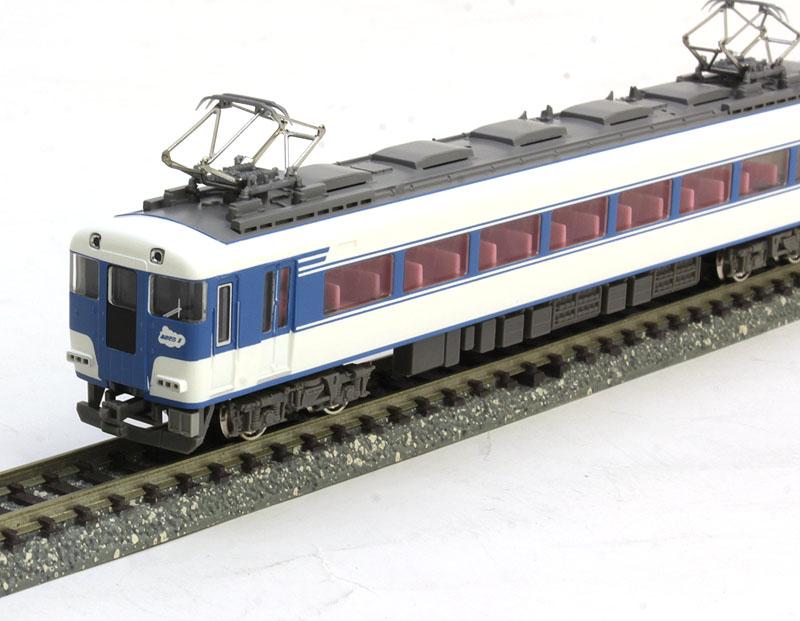 近鉄15200系あおぞらII 15202編成 4両編成セット(動力付き) 【グリーンマックス・30243】「鉄道模型 Nゲージ GREENMAX」