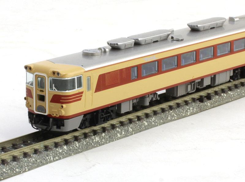 キハ82系特急ディーゼルカー(北海道仕様)基本セット (4両)【TOMIX・92573】「鉄道模型 Nゲージ トミックス」