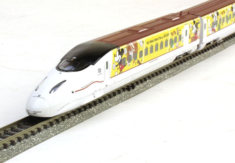 Nゲージ 安売り 新幹線 TOMIX 九州新幹線8001000系 通常便なら送料無料 JR九州 Waku 6両 Trip セット 97914 鉄道模型 トミックス