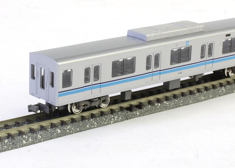東京メトロ05系13次車(東西線・第42編成)増結用中間車6両セット(動力無し) 【グリーンマックス・30212】「鉄道模型 Nゲージ GREENMAX」