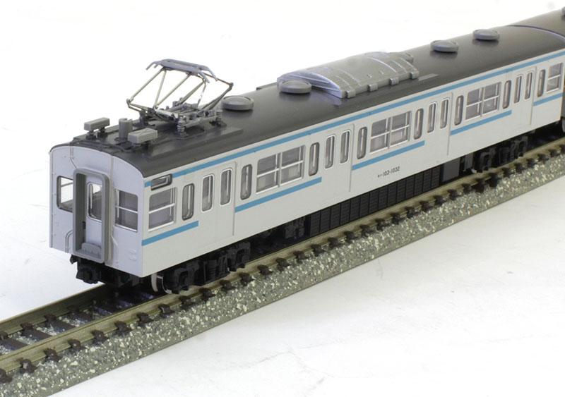 103 1000系通勤電車(三鷹電車区)増結セット (6両)【TOMIX・98310】「鉄道模型 Nゲージ トミックス」