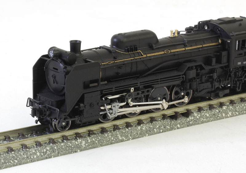 D51 標準形【KATO・2016-9】「鉄道模型 Nゲージ カトー」