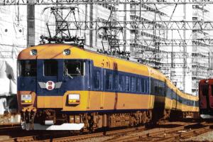 近鉄12200系スナックカー(未更新タイプ) スナックコーナー撤去後 2輌編成セット【グリーンマックス・4069】「鉄道模型 Nゲージ GREENMAX」