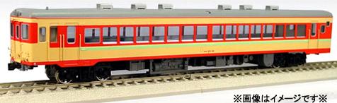 【真鍮製】国鉄キハ26-1~ バス窓(M)(急行色)【エンドウ・D443】「鉄道模型 HOゲージ 金属」