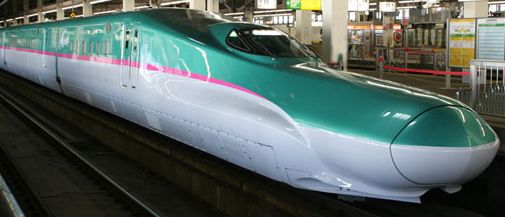 【真鍮製】JR東日本E5系「はやぶさ」初回限定10輌セット【エンドウ・endou-01】「鉄道模型 HOゲージ 金属」
