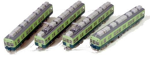 京阪2400系 未更新車2次車 7両編成セット【グリーンマックス・4176】「鉄道模型 Nゲージ GREENMAX」