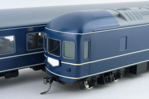 【真鍮製】ナロ20(完成品)【カツミ・KTM-72】「鉄道模型 HOゲージ 金属」