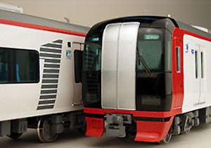 【真鍮製】名鉄 2200系6両セット(完成品)【カツミ・KTM-92】「鉄道模型 HOゲージ 金属」