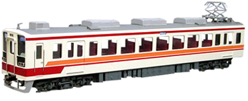【真鍮製】東武鉄道6050系 新造車 「2パンタ仕様」(完成品)【エンドウ・EP111】「鉄道模型 HOゲージ 金属」