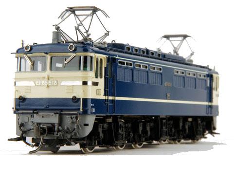 【真鍮製】EF65 500番台F型(車体キット)【カツミ・KTM-105】「鉄道模型 HOゲージ 金属」