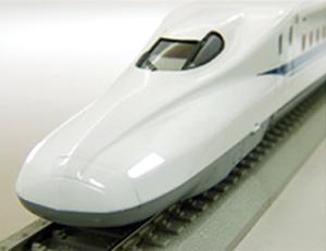 【真鍮製】N700系新幹線 のぞみ 1号車 783形式【カツミ・KTM-140】「鉄道模型 HOゲージ 金属」