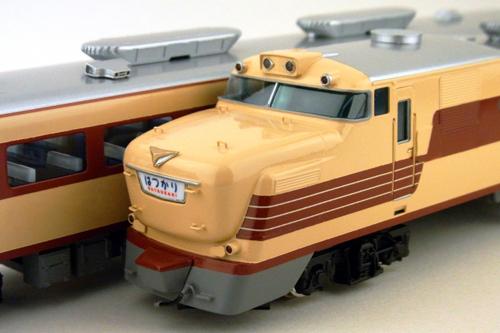 【真鍮製】キハ80初期型(M)(完成品)【カツミ・KTM-176】「鉄道模型 HOゲージ 金属」