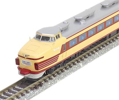 181系100番台「とき・あずさ」 6両基本セット【KATO・10-1147】「鉄道模型 Nゲージ カトー」