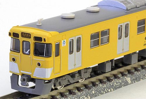 西武2000系初期車更新車2013 4両編成基本セット【グリーンマックス・4487】「鉄道模型 Nゲージ GREENMAX」
