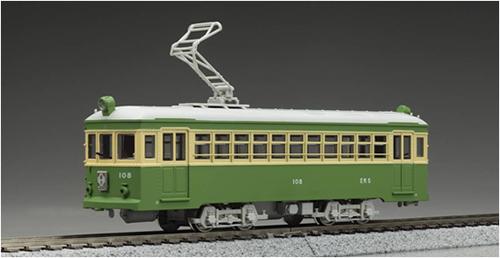 """江ノ島電鉄 100形 """"108号車""""【MODEMO・HO・HT3】「鉄道模型 HOゲージ カトー」"""
