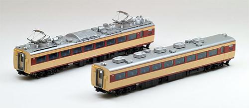 485(489)系特急電車(AU13搭載車)増結2両セットT【TOMIX・HO-097 HOゲージ】「鉄道模型 HOゲージ トミックス」, 建材ステーション:d28b4f6c --- pecta.tj