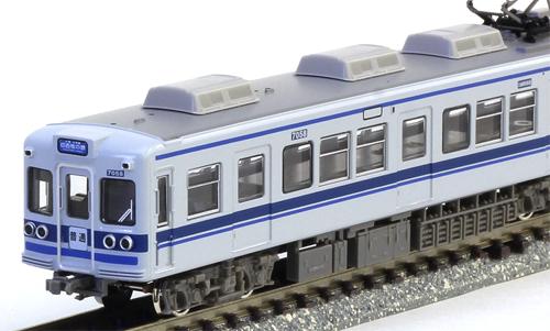 北総開発鉄道7050形 8両編成セット【グリーンマックス・4327】「鉄道模型 Nゲージ GREENMAX」