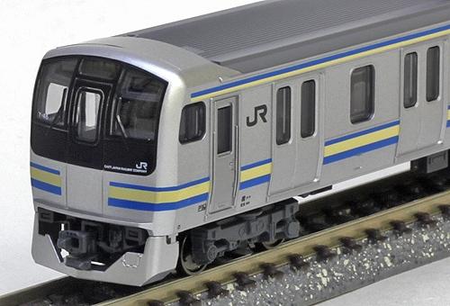 E217系 横須賀線・総武線(新色) 4両付属編成セット【KATO・10-846】「鉄道模型 Nゲージ カトー」