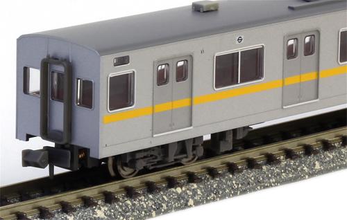 営団地下鉄7000系 後期型 冷房準備車 4両増結セット【マイクロエース・A3577】「鉄道模型 Nゲージ MICROACE」