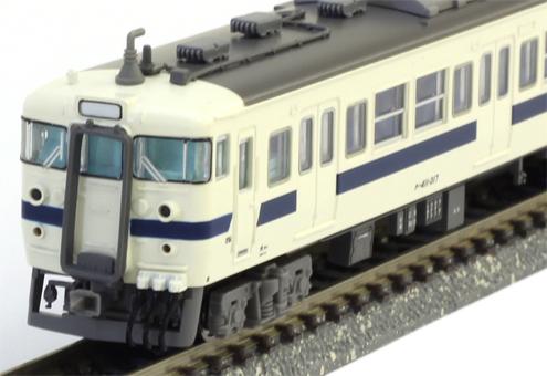 415系新製冷房車 常盤線 新塗装床下グレー 4両セット【マイクロエース A6258】「鉄道模型 Nゲージ MICROACE」