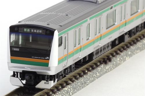 E233-3000系近郊電車(増備型) 3両基本セットA【TOMIX・92462】「鉄道模型 Nゲージ トミックス」