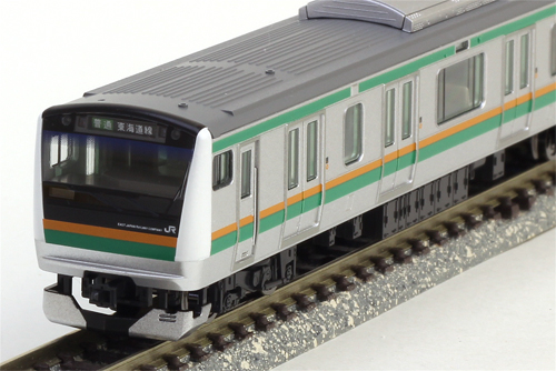 E233-3000系近郊電車(増備型) 5両基本セットB【TOMIX・92463】「鉄道模型 Nゲージ トミックス」