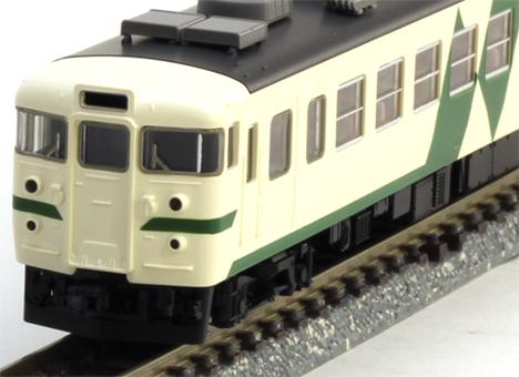 JR 169系急行電車(かもしか)セット【TOMIX・92503】「鉄道模型 Nゲージ トミックス」