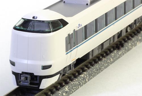 ※再生産 7月発売※JR 287系特急電車(くろしお) 3両基本セットB【TOMIX・92473】「鉄道模型 Nゲージ トミックス」