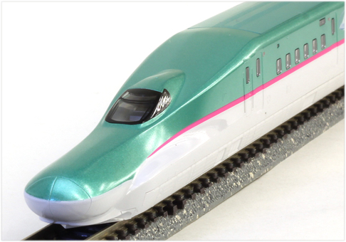 JR E5系東北新幹線(はやぶさ)基本セット 【TOMIX・92501】「鉄道模型 Nゲージ トミックス」