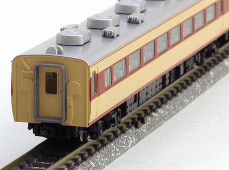 183-1000系特急電車 (前期型)増結セットM(3両)【TOMIX・92519】「鉄道模型 Nゲージ トミックス」