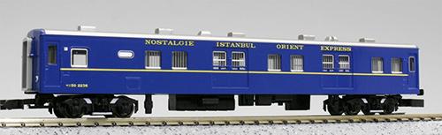 【10-1230+10-1231】オリエントエクスプレス'88 (パリ-香港) 基本&増結セット(15両)【KATO】「鉄道模型 Nゲージ カトー」