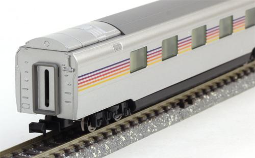 E26系(寝台特急カシオペア) 6両増結セットB【TOMIX・92410】「鉄道模型 Nゲージ TOMIX」