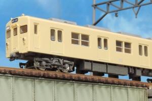 東武8000系 FS396台車仕様 セイジクリーム塗装タイプ 4両編成動力付きトータルセット(塗装済キット)【グリーンマックス・1170T】「鉄道模型 Nゲージ GREENMAX」