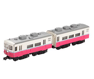 """14系统200后排(度假区&滑雪痕迹色)2辆安排""""铁道模型N测量仪器BANDAI"""""""