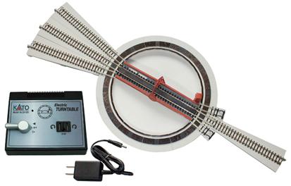 電動ターンテーブル【KATO・20-283】「鉄道模型 Nゲージ カトー」