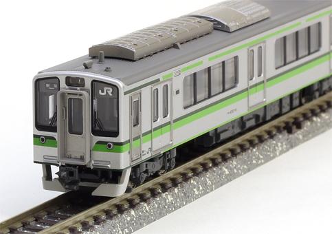 E127系0番台(新潟色) 2両セット【KATO・10-581】「鉄道模型 Nゲージ カトー」