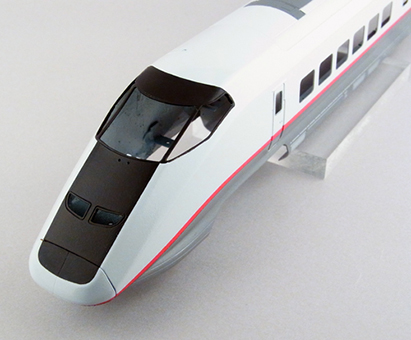 【真鍮製】JR東日本 E3系0番台「こまち」 基本4両セット(完成品)【カツミ・KTM-258】「鉄道模型 HOゲージ 金属」