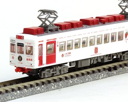 """铁这个和歌山电力铁道公司2270系统草莓地铁2辆安排""""铁道模型N测量仪器TOMYTEC"""""""