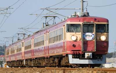 楽天市場】限定 457系電車(金沢総合車両所・復活国鉄色・A13編成)3両 ...