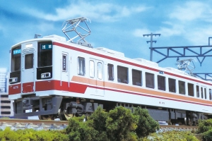 東武6050系 更新車 2パンタ車 基本4両編成セット(動力付き)【グリーンマックス・4564G】「鉄道模型 Nゲージ GREENMAX」